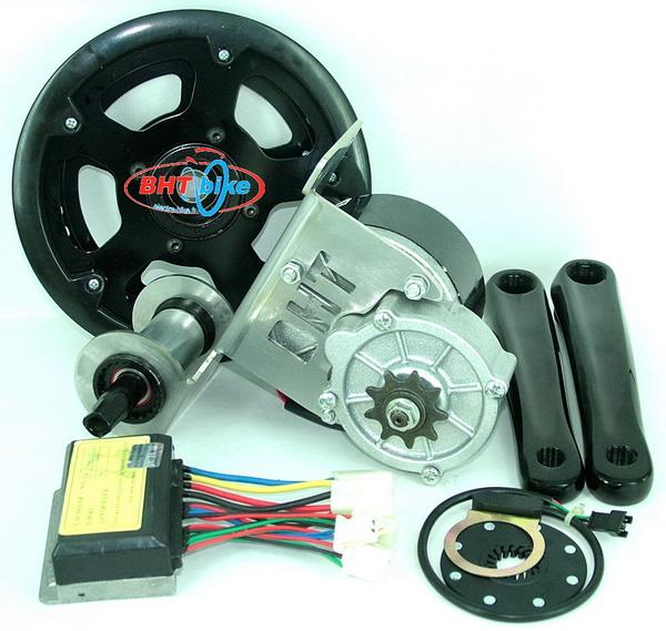 Electric Bike Motor Kit Price: KIT ELECTRIC MID DRIVE MOTOR BRUSHLESS 48V 1000W QUAD CAR